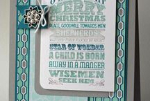 Stampin' Up! Christmas / by Sarah Piggott