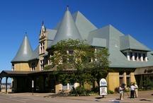 Minnesota railroad depots / Historic railroad sights
