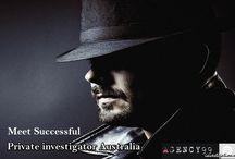 Private investigator Australia