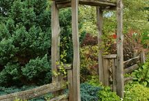 Ogród - brama