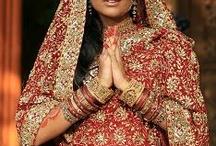 India & saris