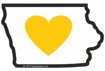 Heart In Iowa / Follow your Heart, it will lead you Home!