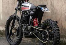 Motorbike designs