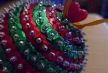 Crafts - Sequin Ornaments