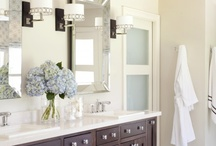 Bathroom Ideas / by Karlyn Armbruster