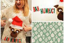 Festive Wears - Christmas Jumper Ideas