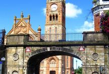 Maldron Hotel Derry / Why not visit Derry for a weekend break and discover the historic city.