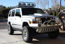 Jeep Commander/Rubicon jeep