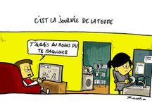 dessins humoristiques