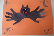 Halloween Craft for kids / by Tatiana L Canchola