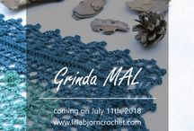 Grinda Shawl MAL (crochet make-a-long)