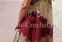 пэчворк филейное вязание