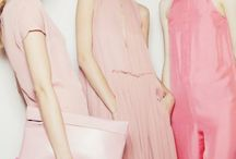 PINK dresses!