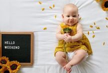Baby letterbord