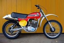 dirt bikes / by Jon Koehler