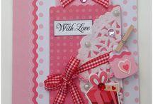 Valentine's Day Cards / Happy Valentine's Day