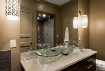 Bathroom ideas / by Kristy Griess Williams
