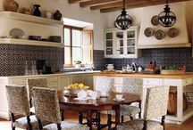 Spanish modern kitchens