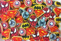 Heroes cookies