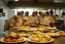 Tecniques in making Sweets northern and southern Italy / Special lessons of Pastry Program on Italian Regional Sweets. Italian Cakes & Italian Desserts.