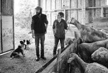 Alex & Auré, bergers dans les Mauges