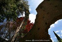 Sermoneta e Giardini Ninfa / www.lorenzodelfino.it    #placesnearrome #italy