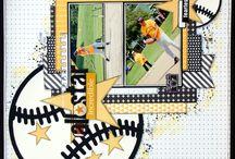 レイアウト 野球
