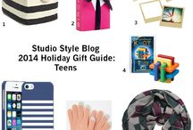 2014 Studio Style Blog Gift Guides / #2014 #giftguide #christmas #holidays