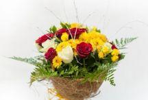 Букеты в Новосибирске / Невероятно красивые цветы, букеты, которые можно заказать в Новосибирске.