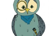Give A HOOT! / by Tammy Akins