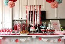 Party Time! / Party Food & Ideas / by Bewildered Mom .