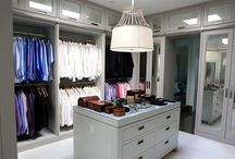 Coveted Closets / by Rika James