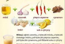 Food and drinkleczenie domowe