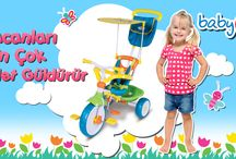 Baby2Go Bisikletleri