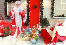 New Year Hitsad / Christmas decorations, gifts, souvenirs, Christmas figures, Christmas decoration holiday home
