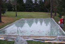 DIY - Ice Rink