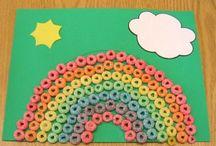 march preschool activites