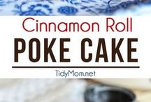 Recipes: Poke Cakes