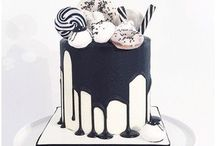 Monochrome birthday