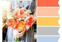 Wedding Idears - COLOR / by Ashton McKenzie