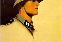 nazi and Axis power propaganda posters