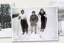 Slopes, Ski Trails
