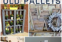 Pallets / Obsessed with all you can do!