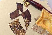 handvaardigheid initialen