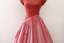 Design Styles: 1950's dresses