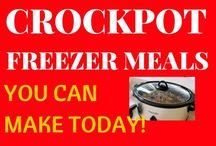 Vegan meal prep freezer