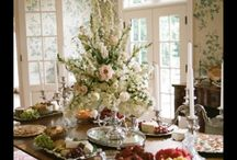 Table setting styles