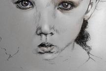 portretai