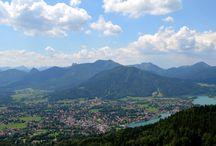 Wandertour zum Riederstein / Der Riederstein ist ein beliebtes Wanderziel im Tegernseer Tal. Vom Berggasthaus Galaun geht es über einen Kreuzweg hinauf zur kleinen Kapelle.