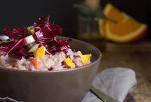 Recipes - Riso e cereali